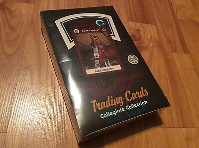 SOUTH CAROLINA GAMECOCKS Cards Collegiate Collection Sealed Box 1st Edition