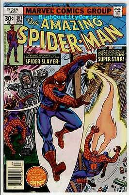 SPIDER-MAN #167, FN, Ross Andru, Wein, Amazing, 1963, more ASM in store