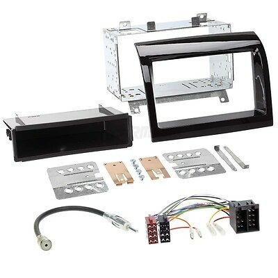 PEUGEOT BOXER 250 11-15 1-Din Car Radio Installation Set + Cable, FACEPLATE