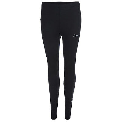 Womens Asics Womens Essential Running Tights in Black - 12 From Get The Label
