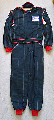 USED 2004 Le MANS ENDURANCE SPARCO RACE SUIT Size 58 FiA 8856-2000 Made in 2004