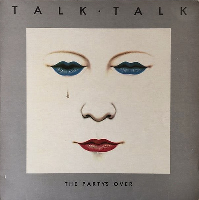 TALK TALK - The Party's Over (LP) (VG-/VG-)