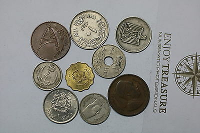 Africa & Islamic Many Old Coins Lot A60 U48