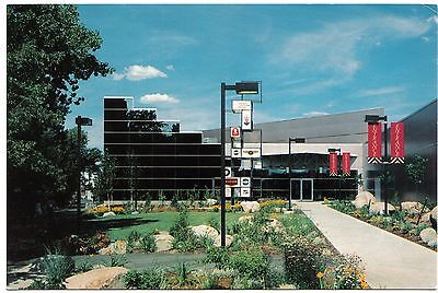 Nevada Postcard Reno National Automobile Museum