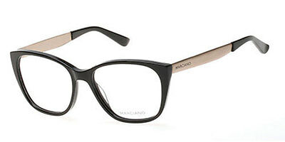 NEW Guess Shiny Optical Glasses - Black/Gold - Size: 54mm