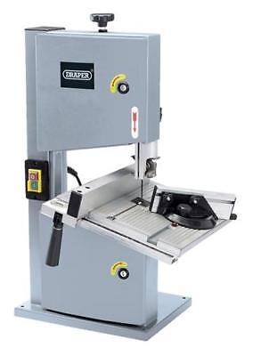 Ex Display Boxed Draper 13773 BS200A Two Wheel Bandsaw 200mm 250W *No Rip Fence*