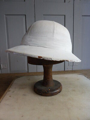 Antique Pith Helmet