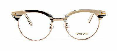 1cbc5360bb TOM FORD QUENTIN Pilot Sunglasses FT0463 52K 60 Havana Frame Brown ...