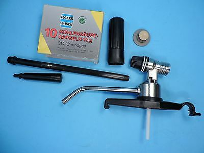 """TAP for FASS-FRISCH """"PARTY STAR DELUXE SYSTEM"""" (BEER TAP) NO KEGS  EUC"""