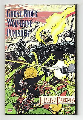 Ghost Rider, Wolverine, Punisher - Hearts of Darkness, Dec 1991 (VFN+ to NM-)