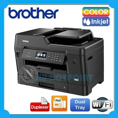 Brother MFC-J6930DW A3 4-in1 Wireless MFC Printer+Duplex+Dual Tray RRP$499 *RFB*