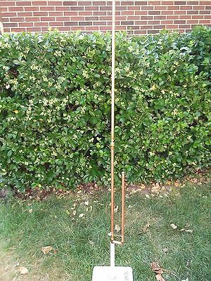 Copper J pole antenna for MURS frequencies- FREE SHIPPING