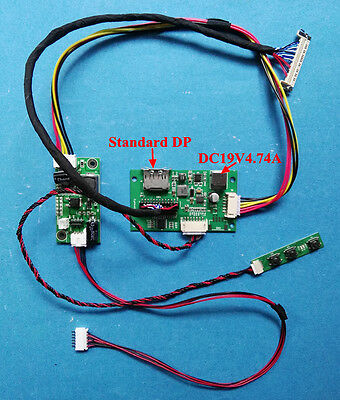 Standard DP Controller Board for 21.5inch 1920x1080 LM215WF3-SDA1