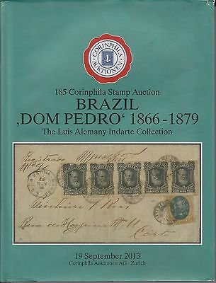 Brazil Corinphila Ps Stamps By Luis Alemany Indarte Collec Auction Cat. On 117 P