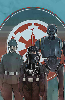 STAR WARS ROGUE ONE ADAPTATION #5 (OF 6) PREORDER NM 1st PRINT BAGGED & BOARDED
