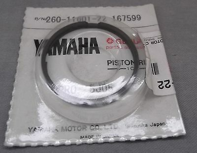 Genuine Yamaha CG50 CV50 CY50 SH50 Jog Razz Riva Piston Ring Set 260-11601-22