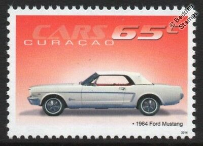 1964 FORD MUSTANG Classic Sports Car Stamp