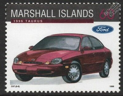 1996 FORD TAURUS Classic Car Stamp
