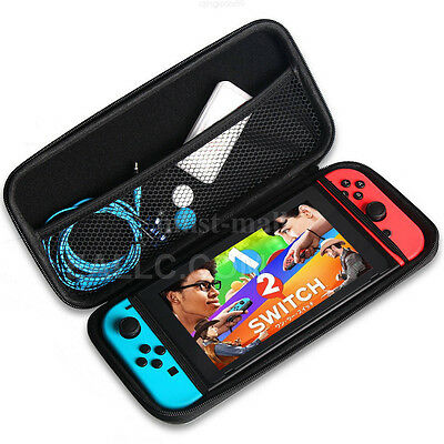 Fr Nintendo Switch Hard Case Bag Pouch EVA Protective Carry Cover Storage Travel