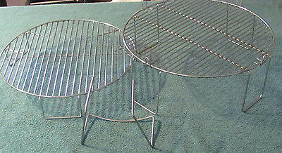 Nuwave Convection Oven 20322 Metal Racks & Lid Holder, Replacement Part