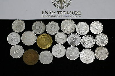 Germany Ddr Old Coin Lot A63 Dd41