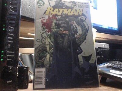 DC Comics Batman #609 Key Issue Girls Night Out Hush Poison Ivy Catwoman Lee
