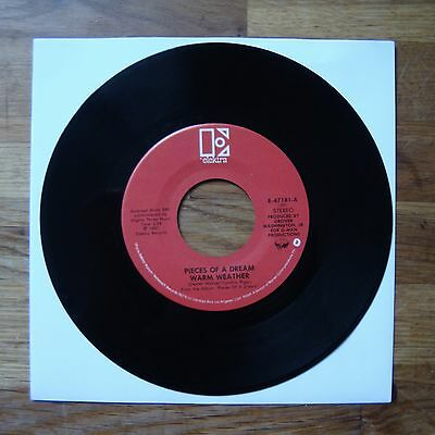 "PIECES OF A DREAM Warm Weather / Body Magic ELEKTRA US Peress 7"" 45 SOUL"