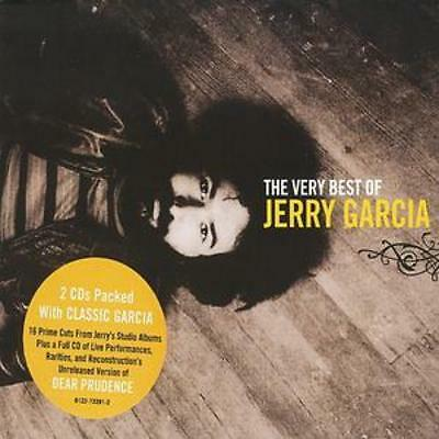 Jerry Garcia The Very Best Of CD NEW