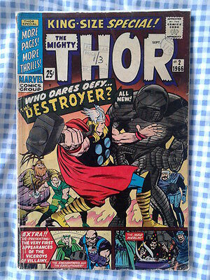 Thor King Size Special Annual 2, (1966)