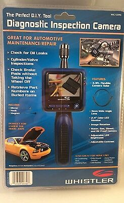 Whistler WIC-1229G Diagnostic Inspection Camera WIC1229G