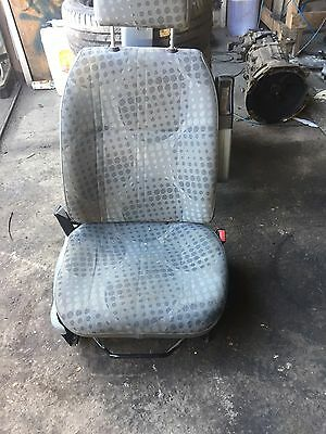 Ford Transit Mk7 Drivers Seat Cash On Collection