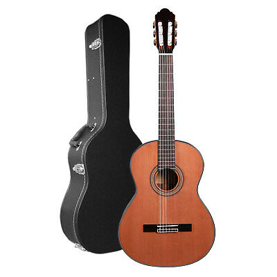 Artist HG39303 Classical Guitar with Truss Rod - Solid Cedar Top + Case - New