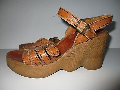 Famolare Shoes SUPER RARE HI THERE Made in Italy Women's 6 M RARE Vintage