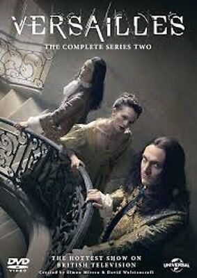 Versailles The Complete Season 2 Series Two Second New DVD