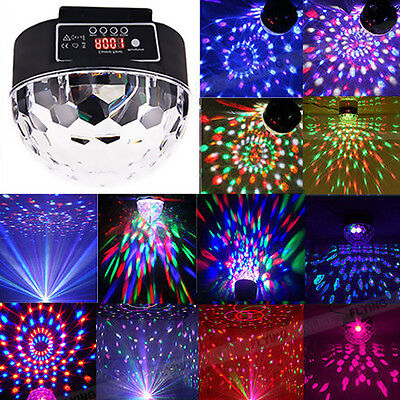 Party Disco Club Bar Effect LED Stage Light Magic Laser Ball Multifunctional