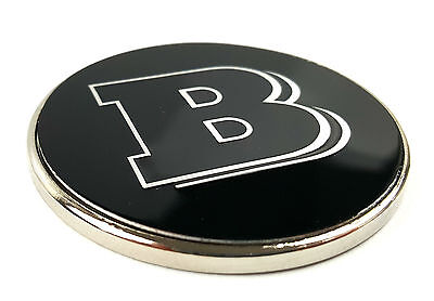 Brabus Emblem Bonnet for Mercedes-Benz Coupe Further