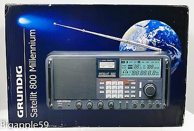 Grundig Satellit 800 Shortwave AM FM Radio Receiver **LATE SERIAL NUMBER**