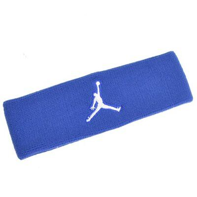 NIKE JORDAN DRI-FIT Headband, Blue