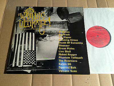 V/A - THE WAILING ULTIMATE - DINOSAUR / LIVE SKULL / NAKED RAYGUN u.a. - LP
