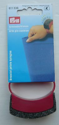 Prym Sewing Accessories Bracelet Arm Pin Cushion For Needles & Pins New