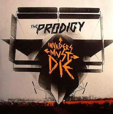 PRODIGY, The - Invaders Must Die - Vinyl (2xLP)