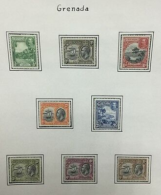 Momen: Grenada Stamps # Mint Og Nh/h $ Lot #9527