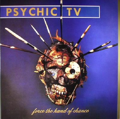 PSYCHIC TV - Force The Hand Of Chance (reissue) - Vinyl (LP)