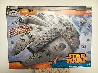 Disney Star Wars Millennium Falcon - Over 2ft 60cm Long - Brand New Boxed