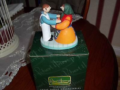 Camberwick Green Dutch Dancers Cg 48 Mint Boxed..