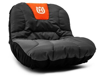 """Husqvarna Riding Lawn Mower Seat Cover 15"""" High Fits Most Tractor Seats"""
