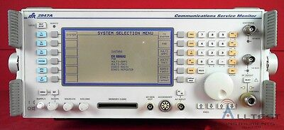 Marconi / IFR 2947A-001-002-003-006-006-SSB option-Low Noise Sig Gen