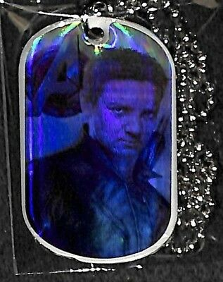 2015 Avenger Age of Ultron Dog Tag  Rare Holofoil 3 of 6