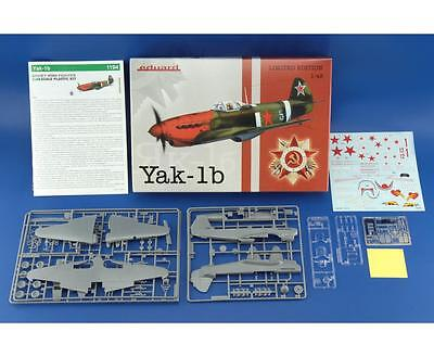 EDUARD 1194 YAK-1b in 1:48 LIMITED