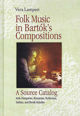 Folk Music Bartok Compositions Classical Vocal Source Catalog Henle Book CD NEW